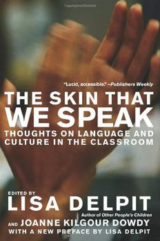 The Skin That We Speak book cover