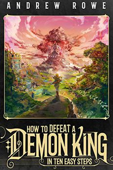 How to Defeat a Demon King in Ten Easy Steps book cover