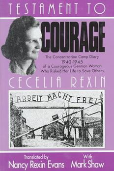 Testament to Courage book cover