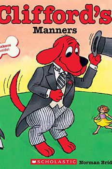 Clifford's Manners book cover