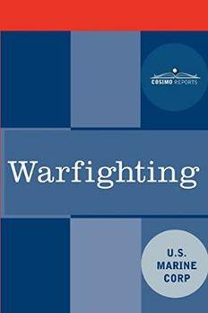 Warfighting book cover