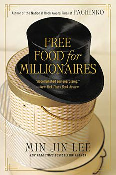 Free Food for Millionaires book cover