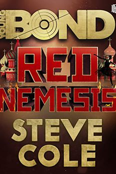 Red Nemesis book cover