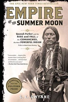 Empire of the Summer Moon book cover