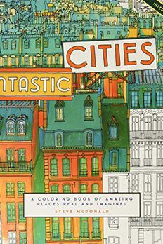 Fantastic Cities book cover