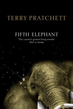 The Fifth Elephant book cover