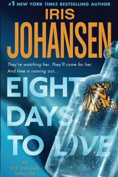 Eight Days To Live book cover
