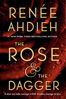 The Rose & the Dagger book cover