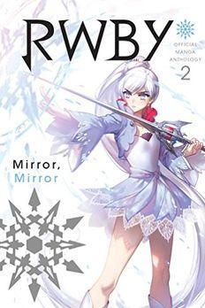 RWBY book cover