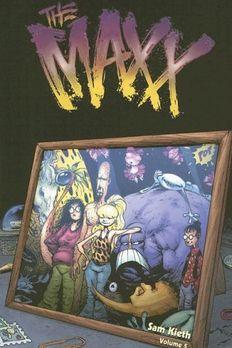 The Maxx, Vol. 5 book cover