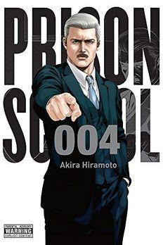 Prison School, Vol. 4 book cover