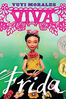 Viva Frida book cover