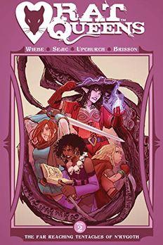 Rat Queens Volume 2 book cover
