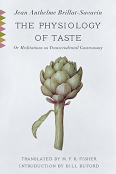 The Physiology of Taste book cover