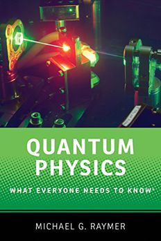 Quantum Physics book cover