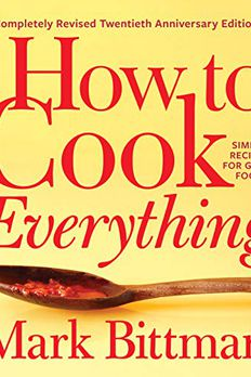 How to Cook Everything book cover
