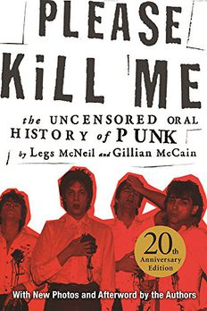 Please Kill Me book cover
