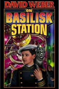 On Basilisk Station book cover
