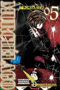 Murciélago, Vol. 5 book cover