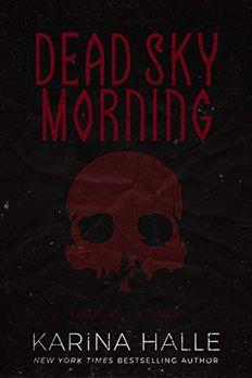 Dead Sky Morning book cover