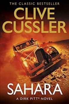 Sahara book cover