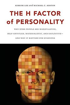 The H Factor of Personality book cover