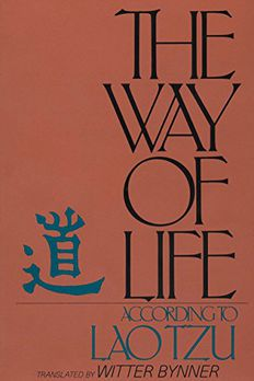 The Way of Life, According to Laotzu book cover