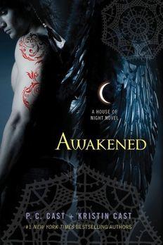 Awakened book cover