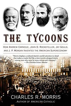 Tycoons book cover