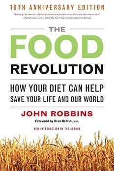 The Food Revolution book cover