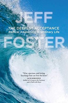 The Deepest Acceptance book cover