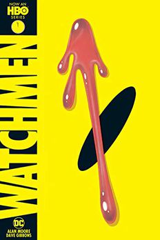 Watchmen book cover