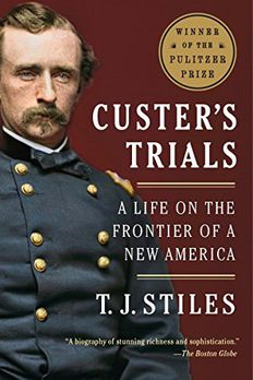 Custer's Trials book cover