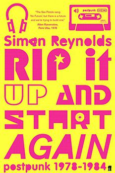 Rip It Up and Start Again book cover