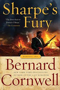 Sharpe's Fury book cover