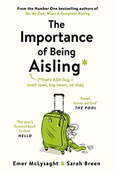 The Importance of Being Aisling book cover