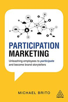 Participation Marketing book cover