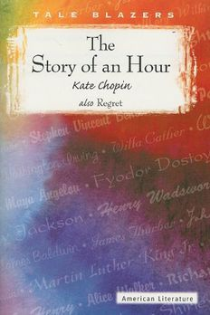 The Story of an Hour book cover