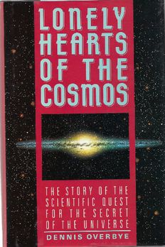 Lonely Hearts of the Cosmos book cover