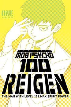 Mob Psycho 100 book cover