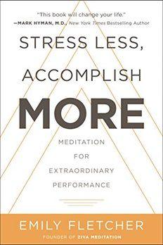 Stress Less, Accomplish More book cover