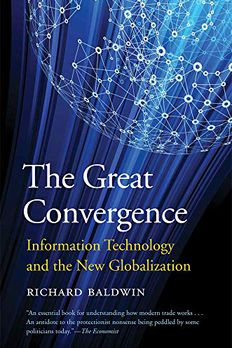 The Great Convergence book cover