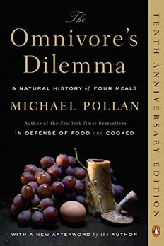 The Omnivore's Dilemma book cover