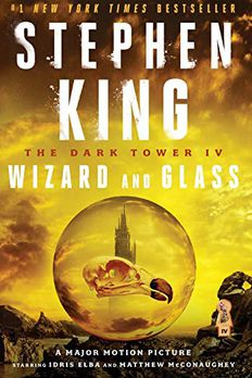 The Dark Tower IV book cover
