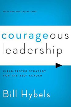 Courageous Leadership book cover