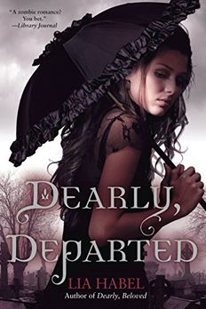Dearly, Departed book cover