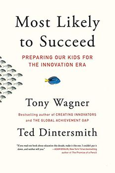 Most Likely to Succeed book cover