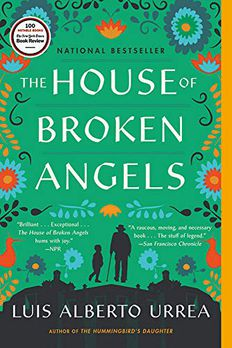 The House of Broken Angels book cover