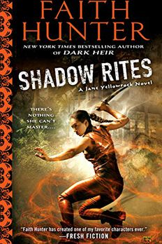 Shadow Rites book cover
