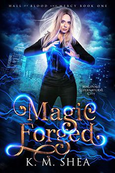 Magic Forged book cover